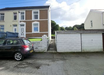 Thumbnail 3 bed semi-detached house for sale in Mountain Road, Craig Cefn Parc, Swansea