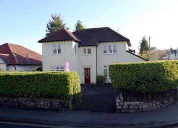Thumbnail 4 bedroom detached house for sale in Henleaze Road, Henleaze, Bristol