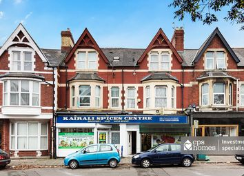 Thumbnail 3 bed flat for sale in Pen-Y-Lan Road, Roath, Cardiff