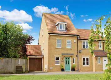 Thumbnail 4 bed end terrace house for sale in Olivier Row, Oxley Park, Milton Keynes, Buckinghamshire