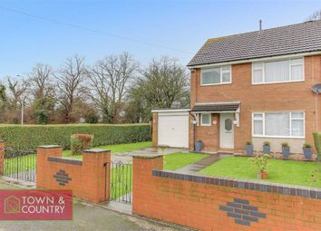 Thumbnail 3 bed semi-detached house for sale in Leisure Centre House, Chester Road West, Deeside, Flintshire