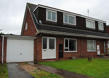 Thumbnail 3 bed semi-detached house for sale in Prince Of Wales Lane, Yardley Wood, Birmingham