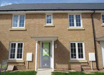 Thumbnail 3 bed terraced house to rent in Mallory Road, Yeovil