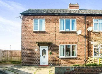Thumbnail 3 bed semi-detached house for sale in Ozanan Close, Dudley, Cramlington