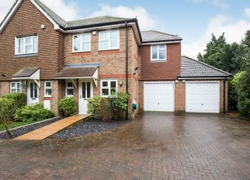 Thumbnail 3 bed end terrace house for sale in Park Way, Maidstone