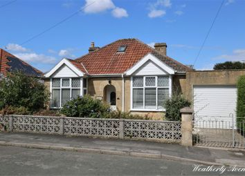 Thumbnail 2 bed bungalow for sale in Weatherly Avenue, Odd Down, Bath