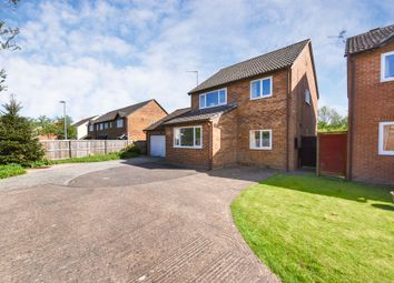 Thumbnail 4 bed detached house for sale in Bourne Grove, Taunton