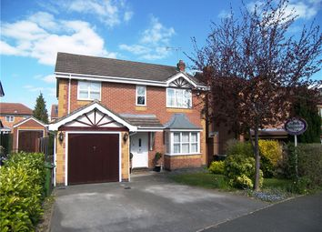 Thumbnail 4 bedroom detached house for sale in Loom Close, Belper