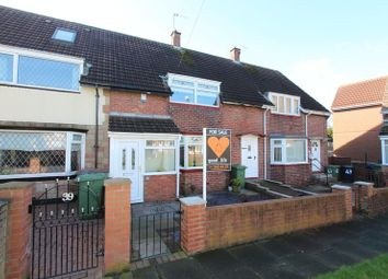 Thumbnail 3 bedroom terraced house for sale in Henley Road, Nookside, Sunderland