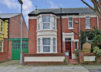 Thumbnail 3 bed semi-detached house for sale in Merrivale Road, Hilsea, Portsmouth, Hampshire