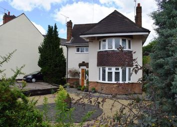 Thumbnail 3 bed detached house for sale in Church Road, Hartshill, Nuneaton