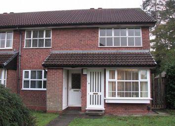 Thumbnail 2 bed maisonette to rent in Leydon Croft, Kings Norton, Birmingham
