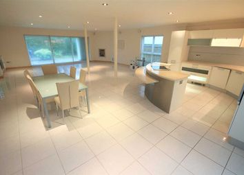 Thumbnail 4 bedroom detached house to rent in Links Road, Canford Cliffs, Poole