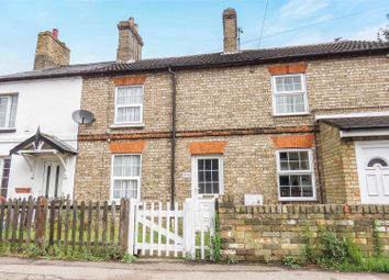 Thumbnail 2 bed terraced house for sale in St. Johns Street, Biggleswade