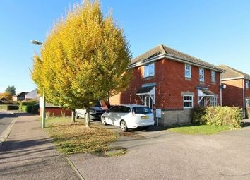 Thumbnail 2 bedroom semi-detached house to rent in Largent Grove, Kesgrave, Ipswich