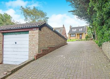 Thumbnail 4 bedroom detached house for sale in Lords Wood Lane, Chatham
