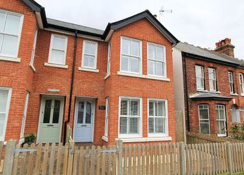 Thumbnail 3 bed semi-detached house for sale in Athol Road, Whitstable, Kent