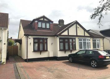 Thumbnail 5 bedroom bungalow for sale in Geoffrey Avenue, Harold Wood, Romford