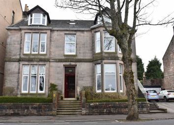Thumbnail 4 bed flat for sale in 127, Finnart Street, Greenock