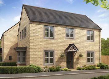 Thumbnail 5 bed detached house for sale in Plot 19, Off Waingate, Linthwaite, Huddersfield