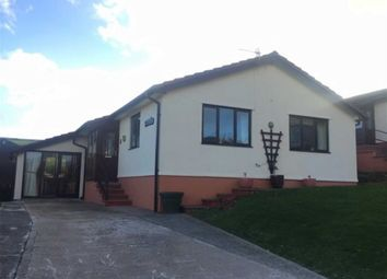 Thumbnail 2 bed bungalow for sale in Craig Y Mor, Ffordd Y Fulfran, Borth, Ceredigion