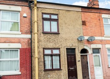 Thumbnail 2 bedroom terraced house for sale in Dunton Street, Leicester, Leicester