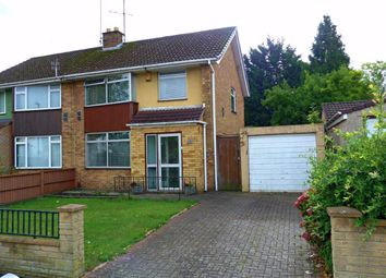 Thumbnail 3 bedroom semi-detached house for sale in Wootton Park, Knowle, Bristol