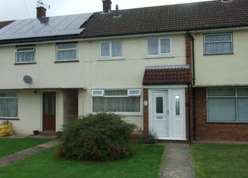 Thumbnail 2 bed terraced house for sale in Kennet Drive, Bletchley