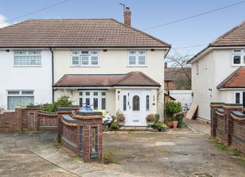 3 bed semi-detached house for sale in Kingaby Gardens, Rainham RM13