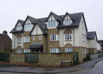 Thumbnail 1 bedroom flat to rent in Friends Avenue, Cheshunt, Hertfordshire