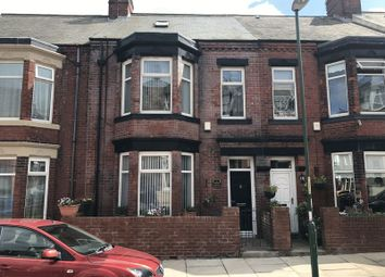 Thumbnail 3 bed terraced house for sale in Vespasian Avenue, South Shields