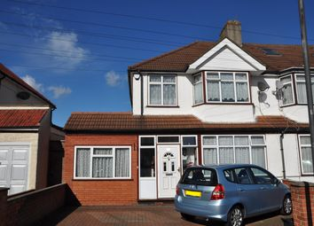 Thumbnail 3 bed semi-detached house for sale in Tonbridge Crescent, Kenton