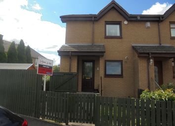 Thumbnail 2 bedroom end terrace house for sale in Covenanters Way, Overtown Wishaw
