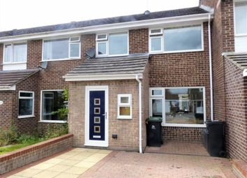 Thumbnail 3 bed terraced house for sale in Barrow Close, Dorchester, Dorset