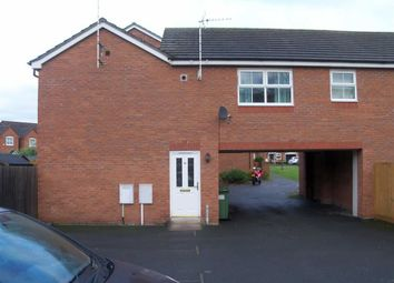 Thumbnail 1 bed property to rent in Foxwhelp Close, Hereford, Herefordshire