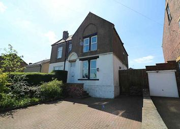 Thumbnail 3 bed semi-detached house for sale in Bradford Road, Birstall, Batley