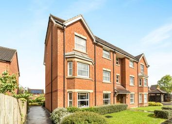 Thumbnail 2 bed flat for sale in Dey Croft, Chase Meadow, Warwick, Warwickshire