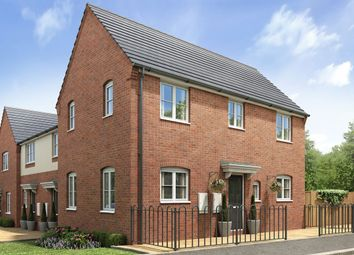 Thumbnail 3 bedroom end terrace house for sale in Castle View Court, Moxley, Wednesbury