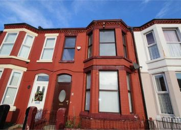 Thumbnail 5 bed terraced house for sale in Winstanley Road, Liverpool, Merseyside
