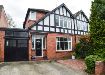 Thumbnail 3 bed terraced house for sale in The Avenue, Morpeth