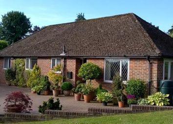 Thumbnail 3 bed bungalow for sale in Park Crescent, Midhurst, West Sussex