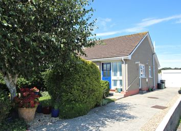 Thumbnail 2 bed semi-detached bungalow for sale in Boslowick Road, Falmouth