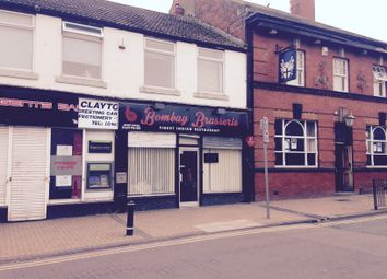 Thumbnail Restaurant/cafe for sale in Clayton Street, Bedlington Station
