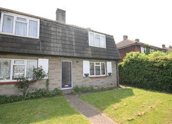 Thumbnail 1 bed flat for sale in The Crescent, Egham, Surrey