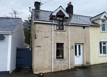 Thumbnail 1 bed semi-detached house for sale in Glanduar, Llanybydder, Carmarthenshire