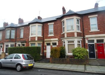 Thumbnail 2 bedroom flat for sale in Sandringham Road, Gosforth, Newcastle Upon Tyne