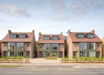 Thumbnail 4 bed semi-detached house for sale in Sorbus Walk, Milton Road, Cambridge