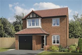 Thumbnail 3 bed detached house for sale in New Chester Road, Bromborough, Wirral