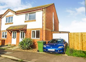 2 bed semi-detached house for sale in Williams Way, Manea, March PE15