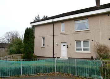 Thumbnail 2 bed flat for sale in Miller Street, Baillieston, Glasgow